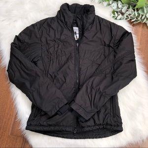 Colombia Black Women's Titanium Interchange Jacket